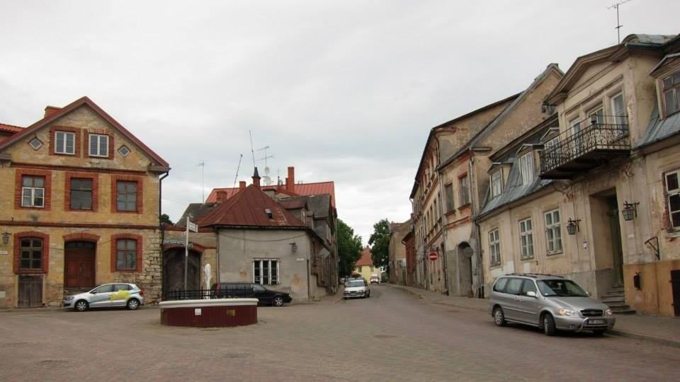 Cesis Street