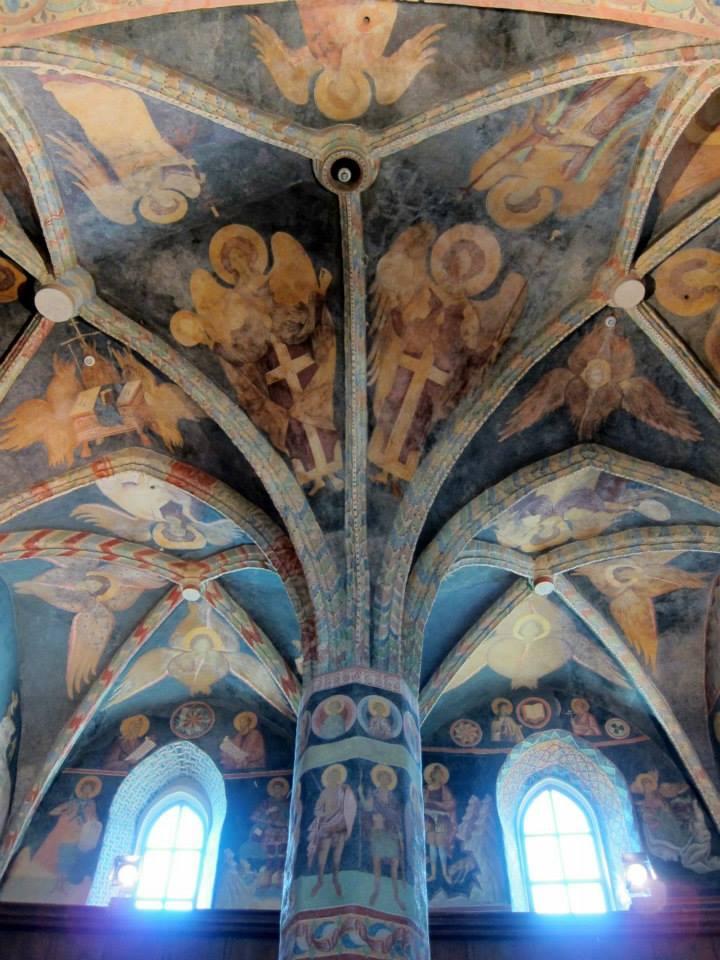 chapel nave