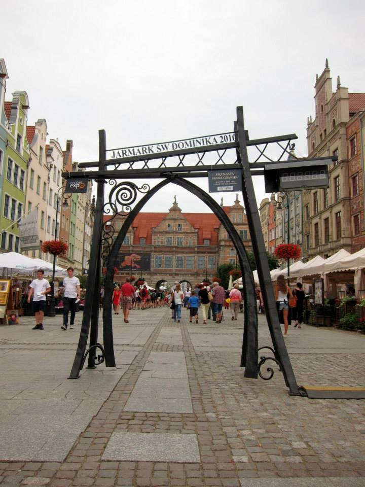 Gdansk Fifteenth Gate