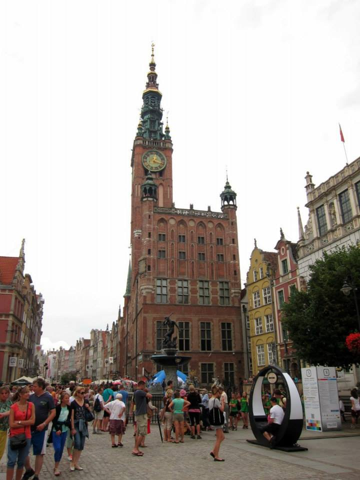 Gdansk Ratusz
