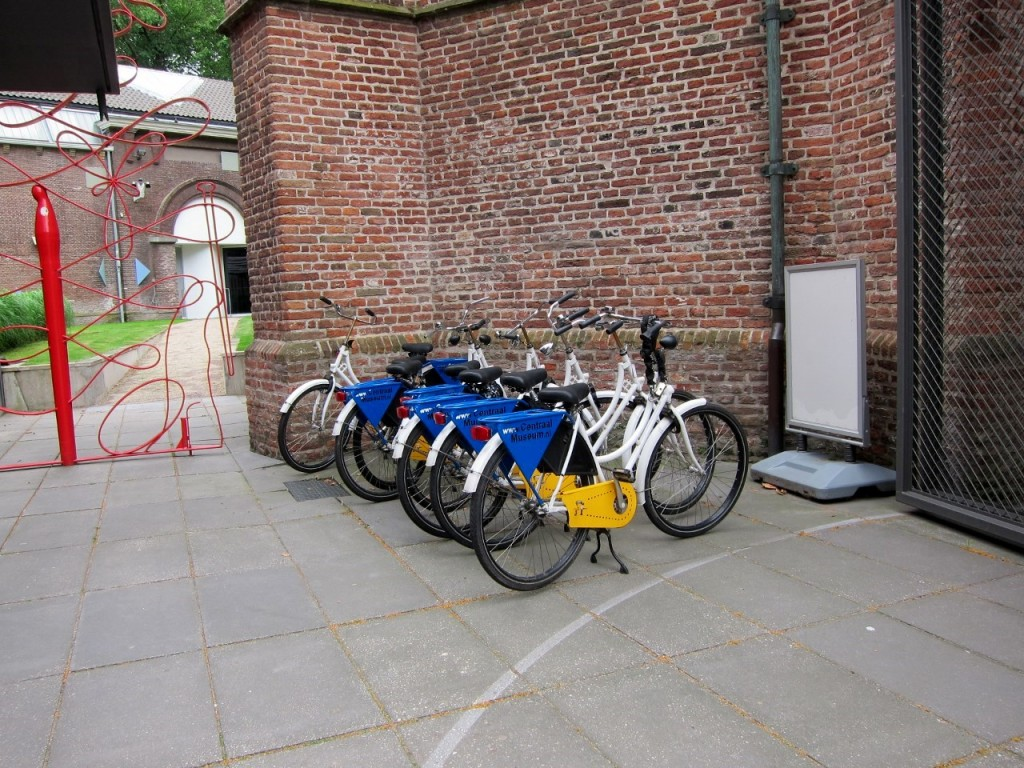 Centraal Museum bicycles