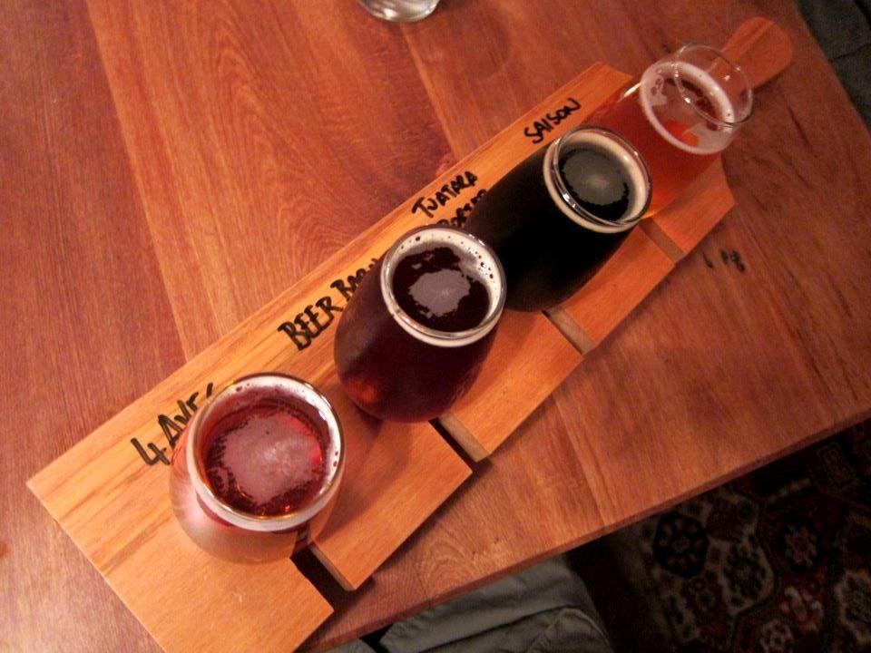 Pomeroy's sampler | NZ craft beer
