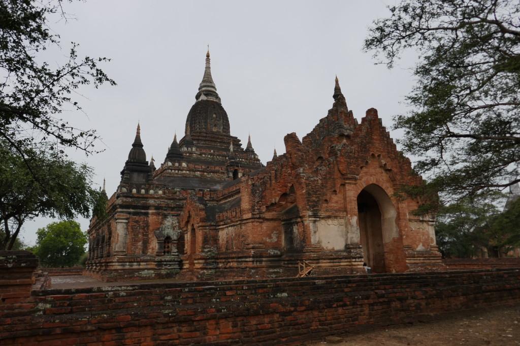 Nagayon temple, Bagan