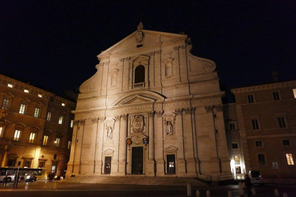25 Important Churches in Rome to Visit for Their Art, Beauty and History 4