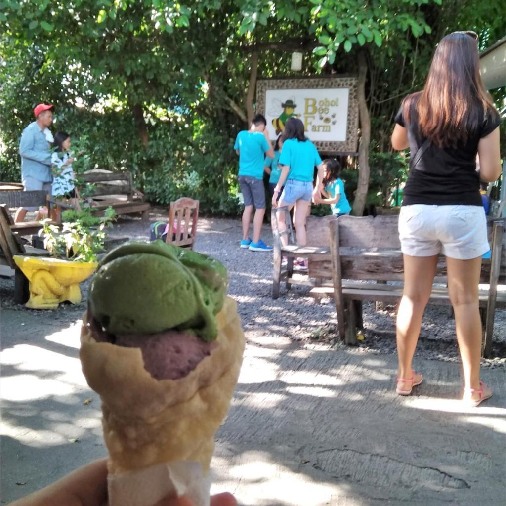 ice-cream in Bohol