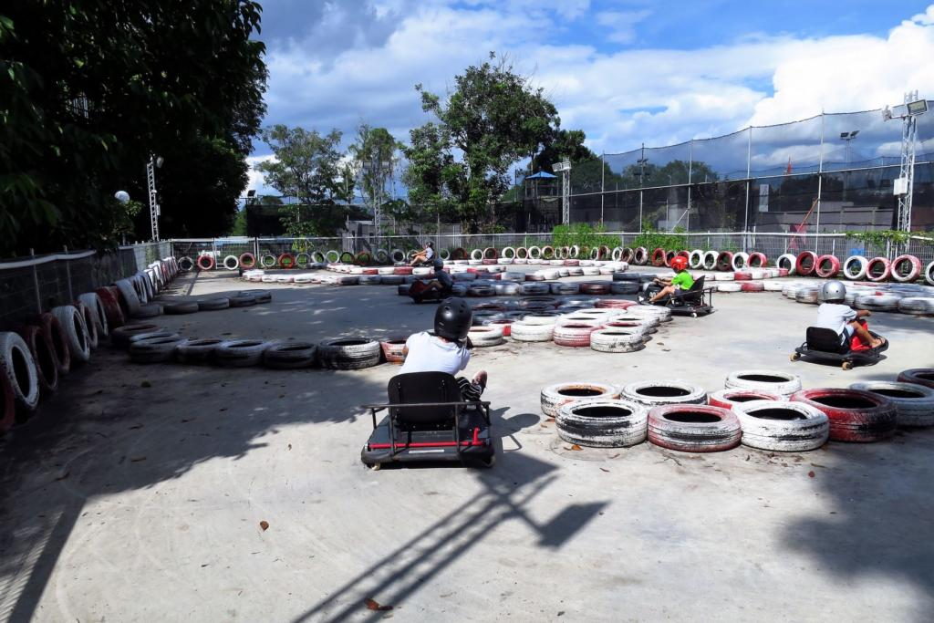 Maximum Drift Singapore track