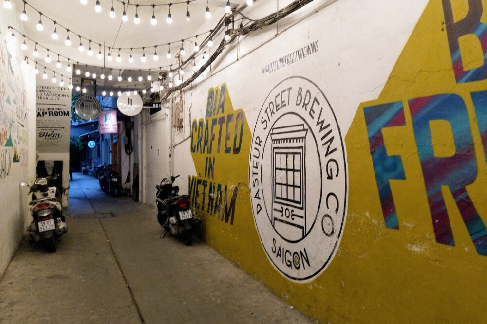 4 Outstanding Saigon Craft Breweries in District 1 You Shouldn't Miss
