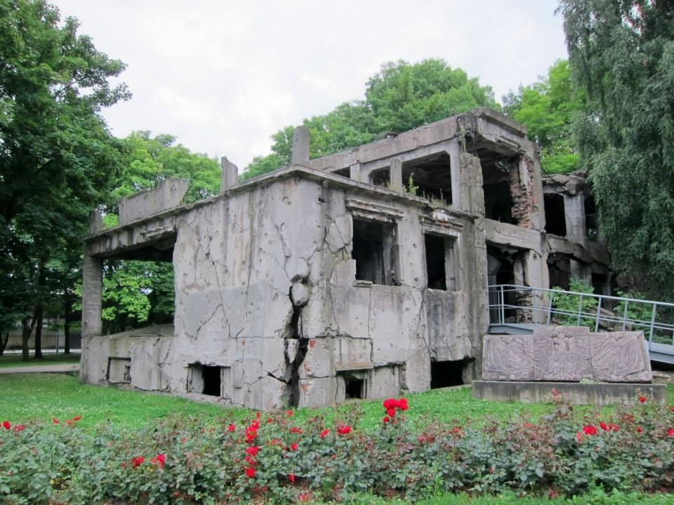 Westerplatte bunker