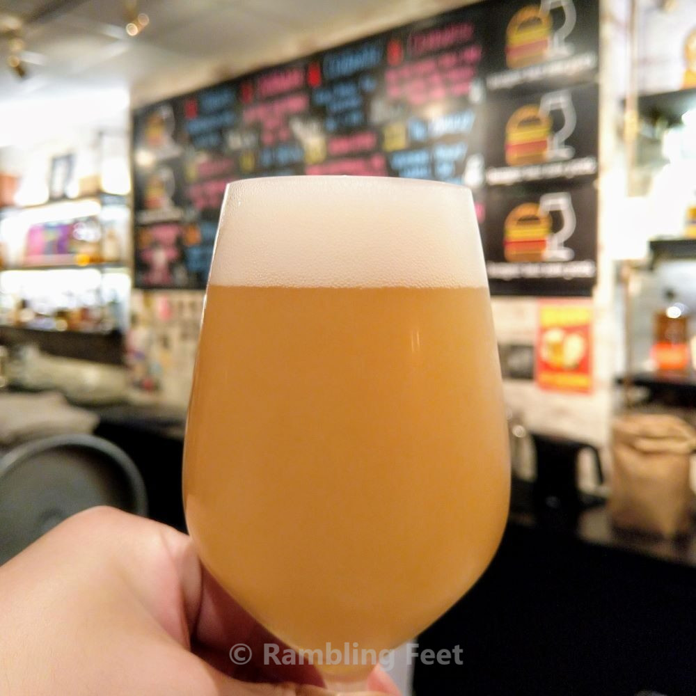 How to choose craft beer that is hazy