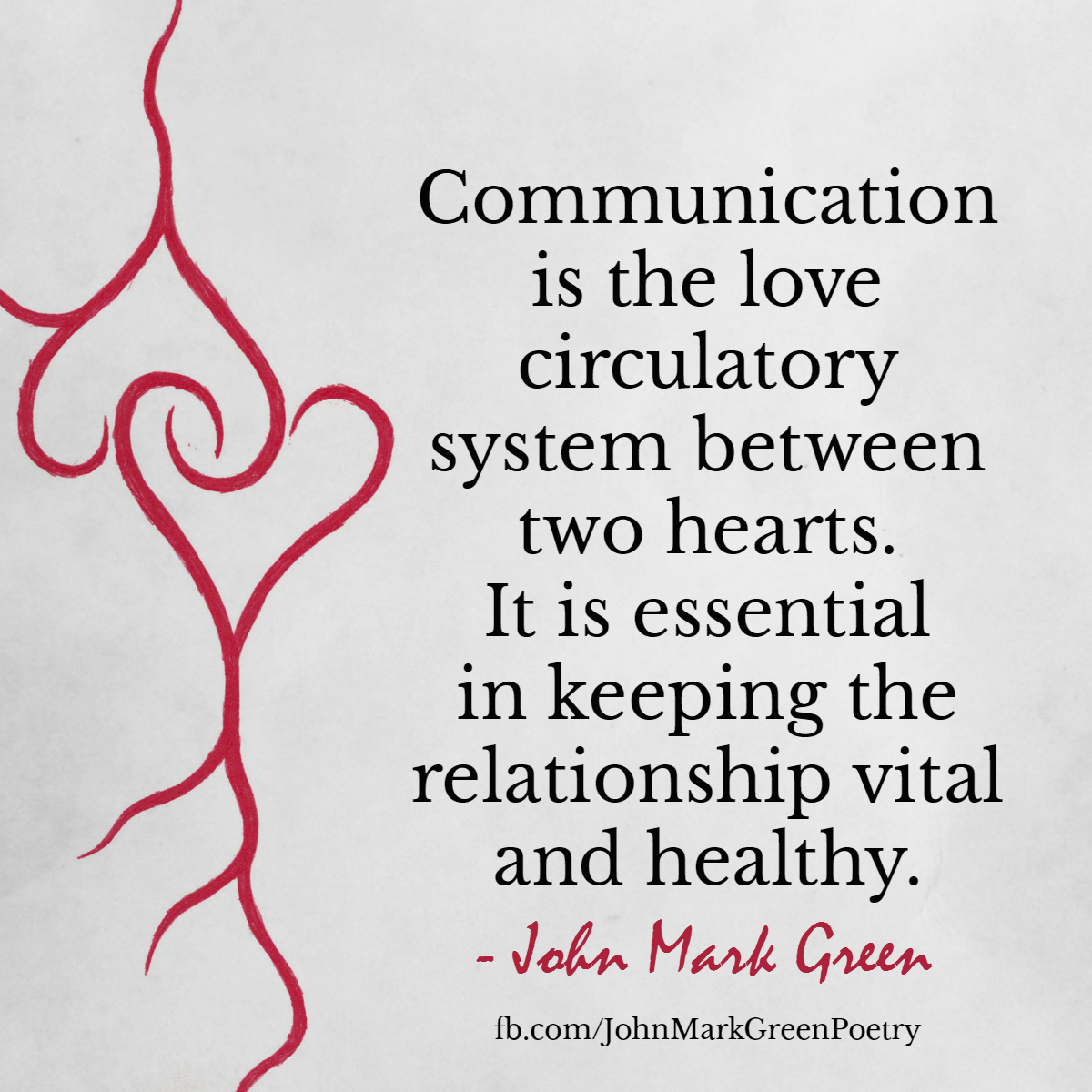 Keeping The Heart Of Your Relationship Healthy: John Mark Green