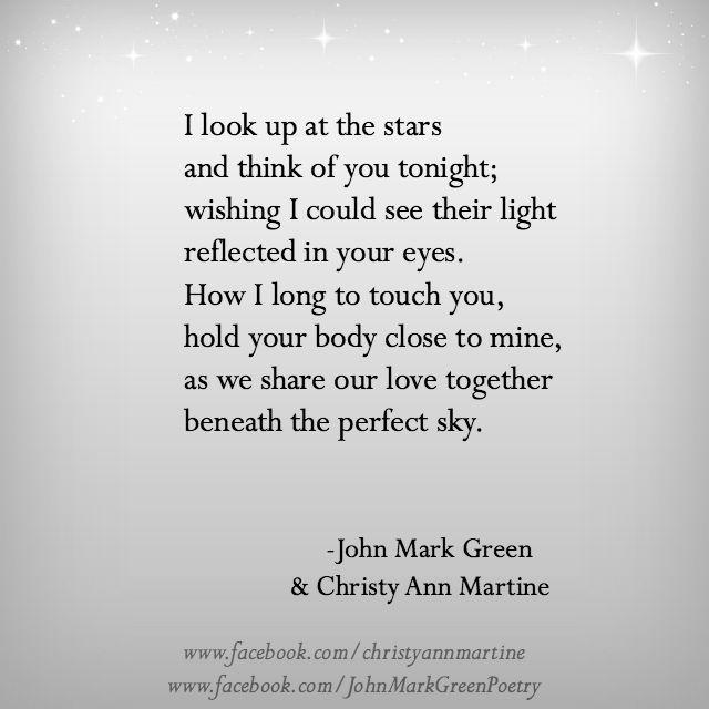 John Mark Green Christy Ann Martine Poetry