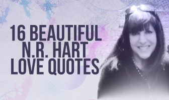 16 Beautiful N.R. Hart Love Quotes with Images
