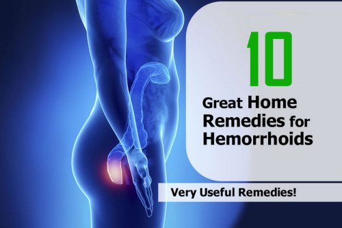 get rid of hemorrhoids