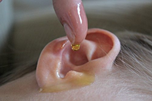inner ear Infection at home