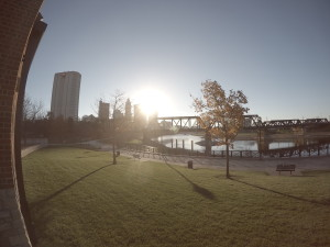 Beautiful Scioto Rivier -- Achieving Millennial