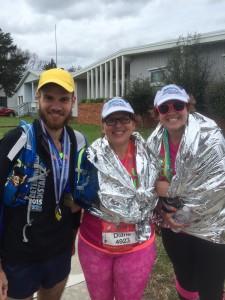 racepack post marathon -- achieving millennial