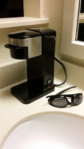 Single cup coffee maker -- achieving millennial
