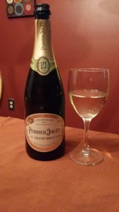 poppin' champagne -- achieving millennial