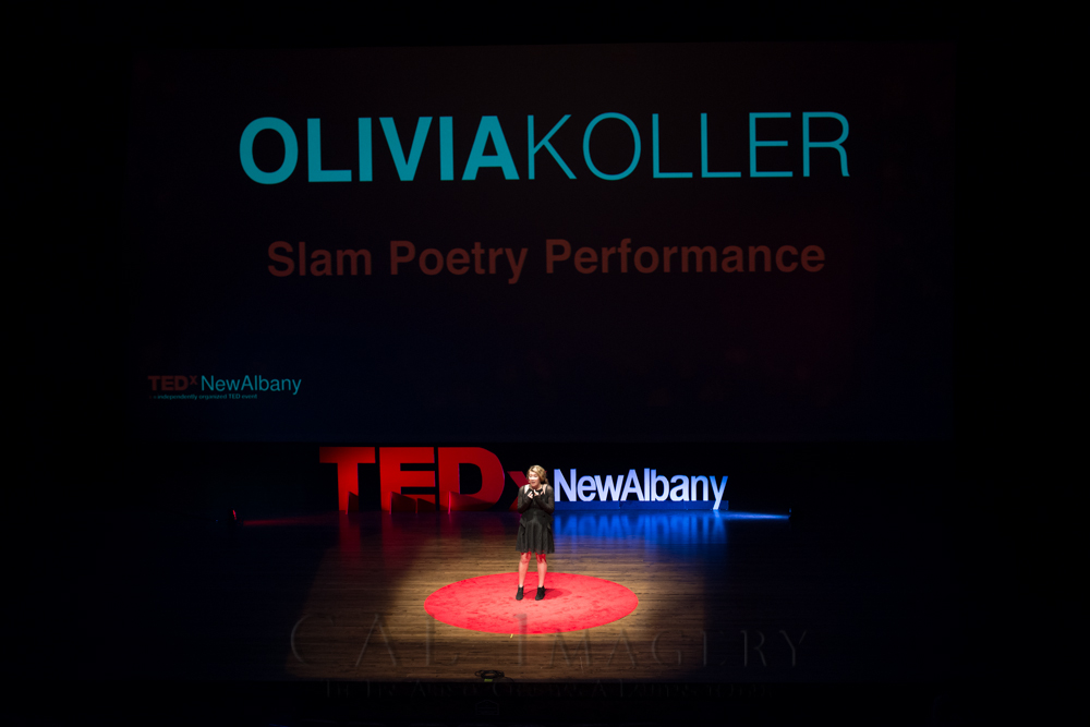 olivia koller tedx new albany -- achieving millennial