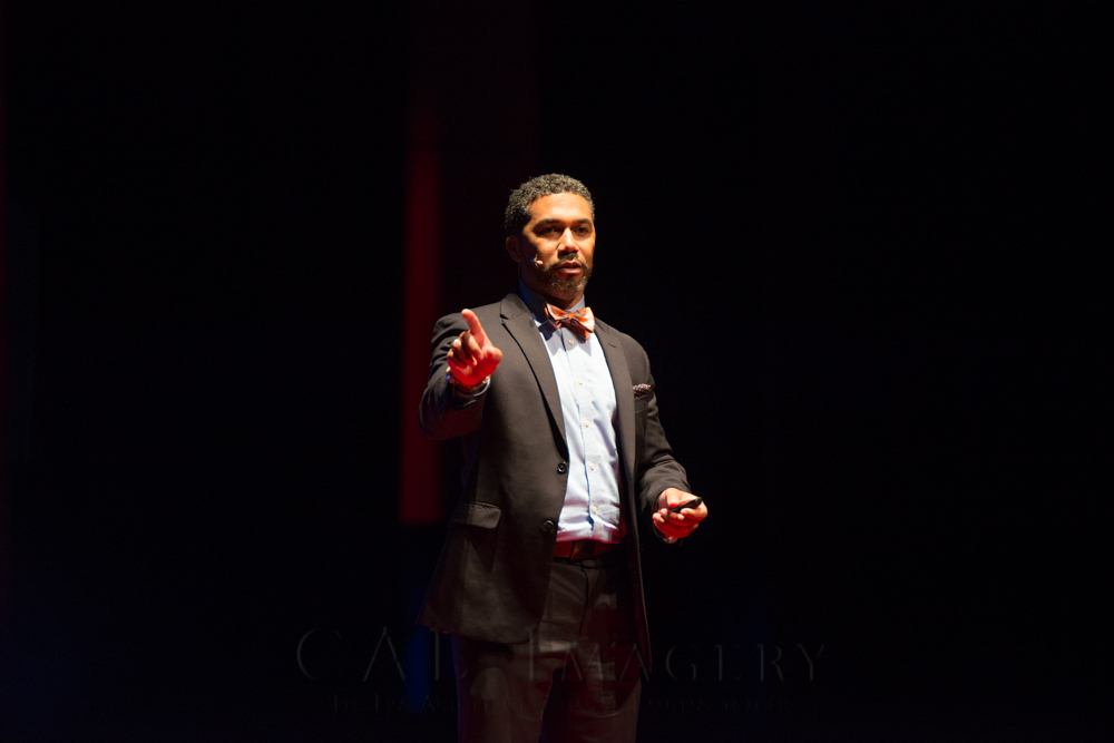 dwight carter tedx new albany -- achieving millennial