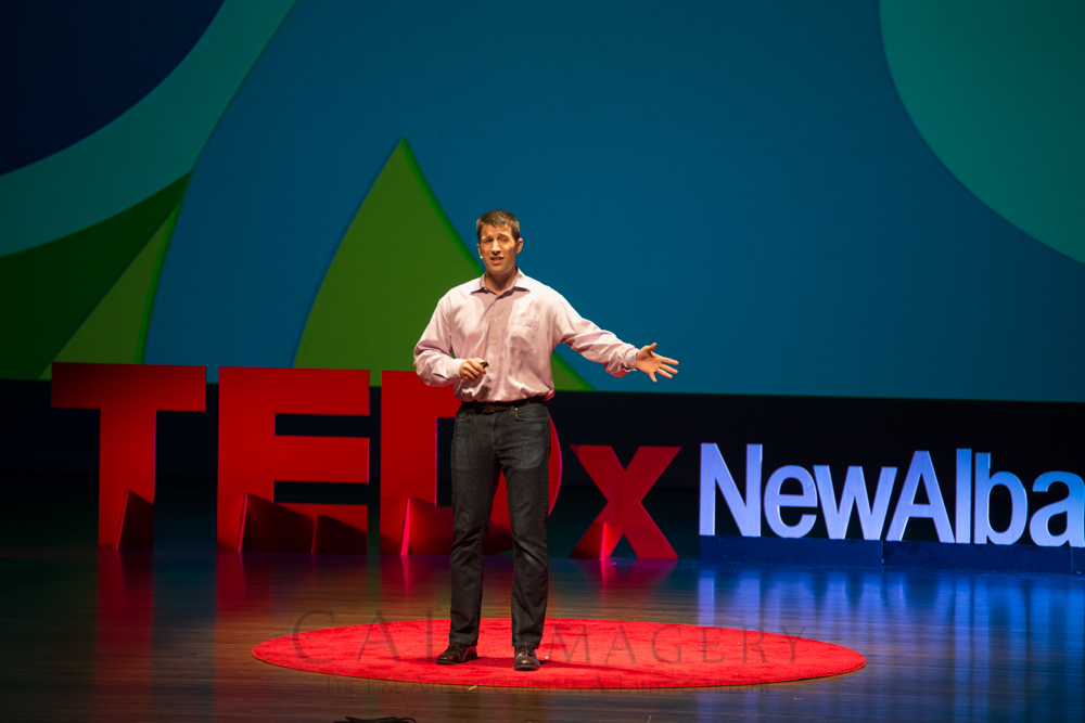 brad griffith tedx new albany -- achieving millennial