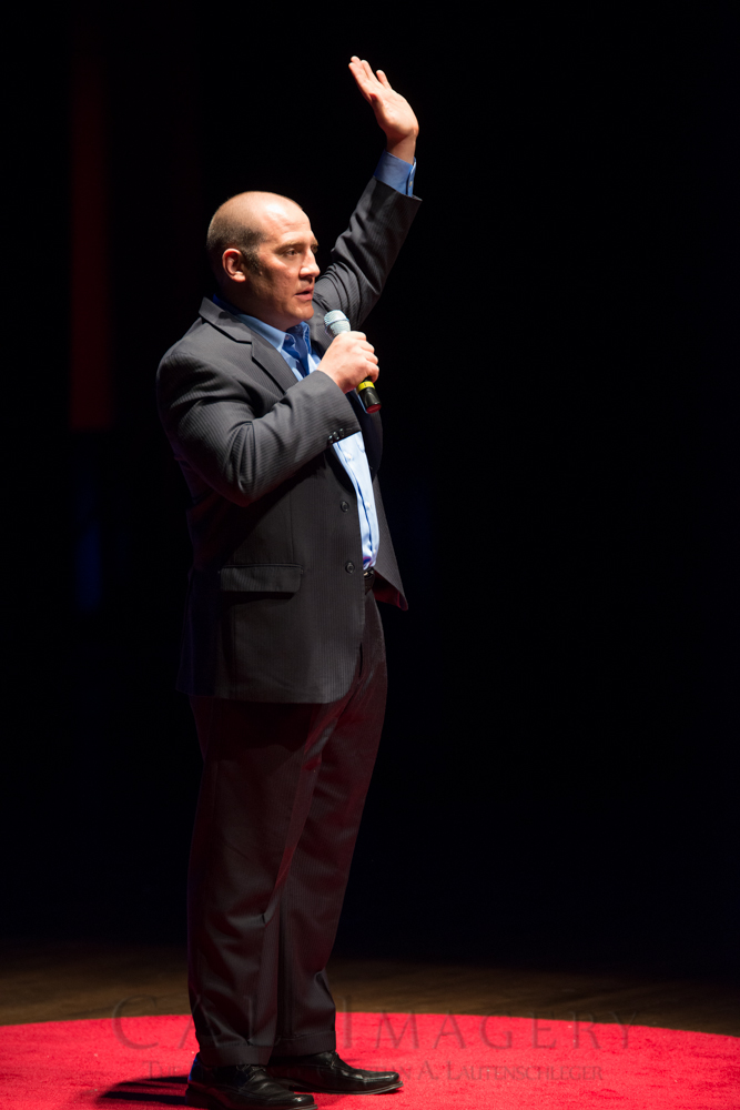 david agler tedx new albany -- achieving millennial