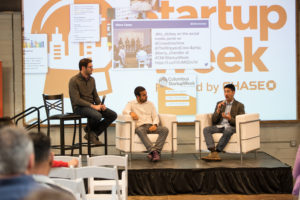 shaun young columbus startup week working for a startup -- achieving millennial
