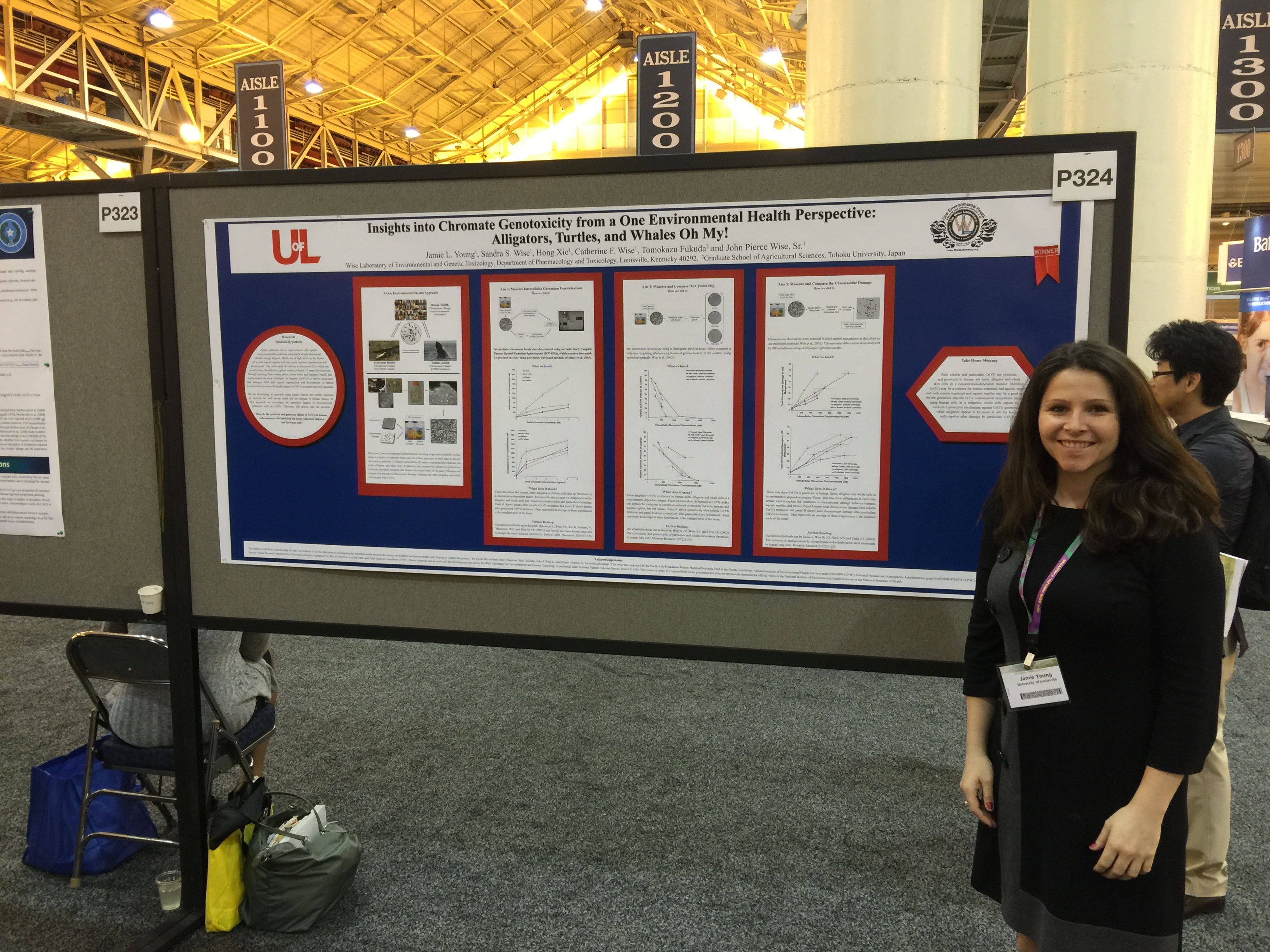 Society of Toxicology Annual Meeting, 2016
