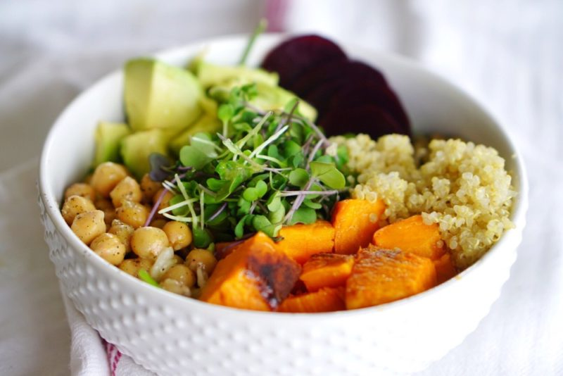 superfood bowls