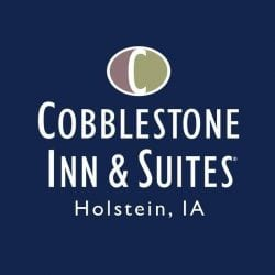 Cobblestone Inn & Suites – Holstein