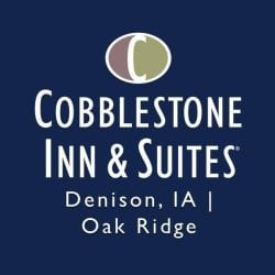 Cobblestone Inn & Suites – Denison Oak Ridge
