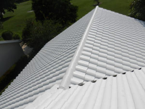 bright white tile roof tamarac florida