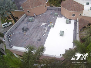 commercial roof weston florida r400 rubber