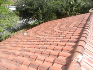 entegra roof replacement tile roof