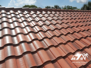 entegra roof replacement tile broward