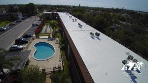 commercial roof waterproofing