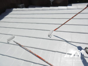 waterproofing cement tile roof