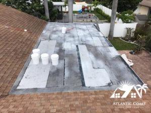 fort lauderdale flat roof coating