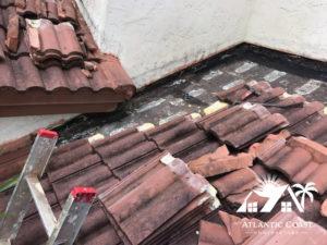 fort lauderdale tile roof leak