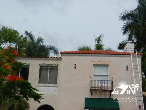 tile roof waterproofing
