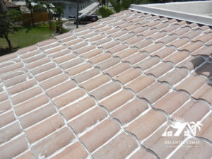 tile roof np-1