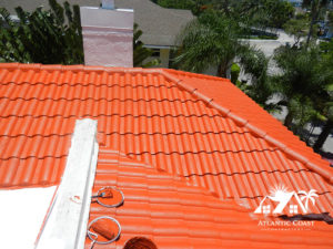 r400 rubber tinted tile roof