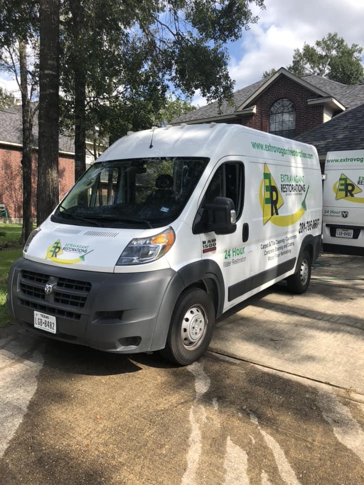 Extravagant Restorations cleaning carpet Baytown TX