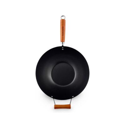 Ken Hom 13.75 Carbon Steel Wok