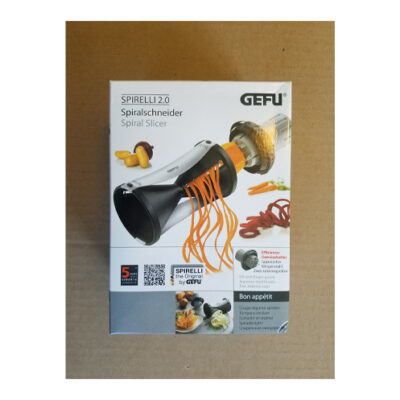 GEFU Spirelli 2.0 Spiral Slicer <br>PRICE: $19.95 <br>SKU: 400000000695
