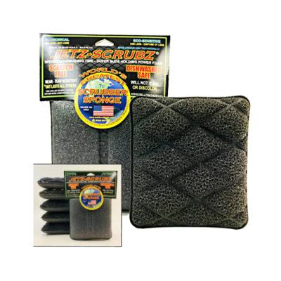 Jetz-Scrubz Scrubber Sponge <br>PRICE: $4.99 <br>SKU: 400000001104