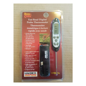 Maverick Fast Read Digital Probe Thermometer <br>PRICE: $22.99 <br>SKU: 400000002743