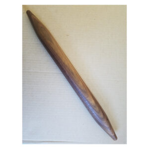 Vermont Rolling Pin - Walnut French Style <br>PRICE: $56.00 <br>SKU: 400000001845