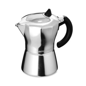 Aerolatte Mokavista Stovetop Espresso Maker<br>PRICE: $31.98<br>UPC: 400000004648