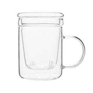 Pinky Up Blake - Glass Tea Infuser Mug<br>PRICE: $19.99<br>UPC: 400000006970